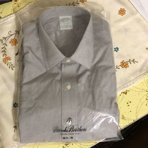 Brooks Brothers Men's Long Sleeve Oxford